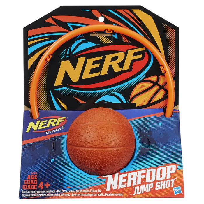 Hasbro HSBC0607 Nerf Sports Nerfoop Jump Shot, Multicolored