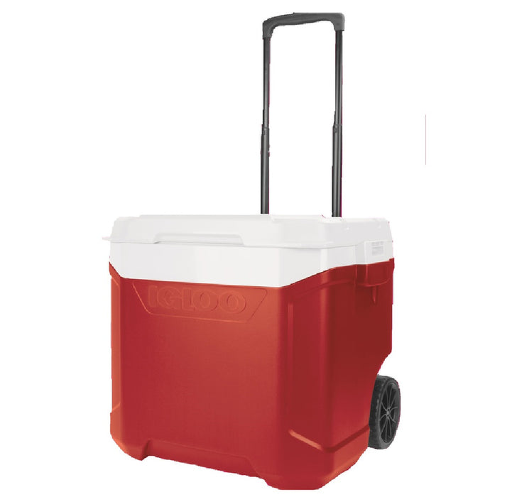 Igloo 34470 Latitude Cooler, Red, 60 Qtr