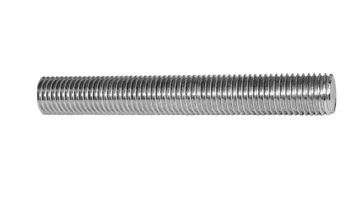 Imperial 12653 Metric Threaded Rod M10-1.50X1m, Per Package of 5