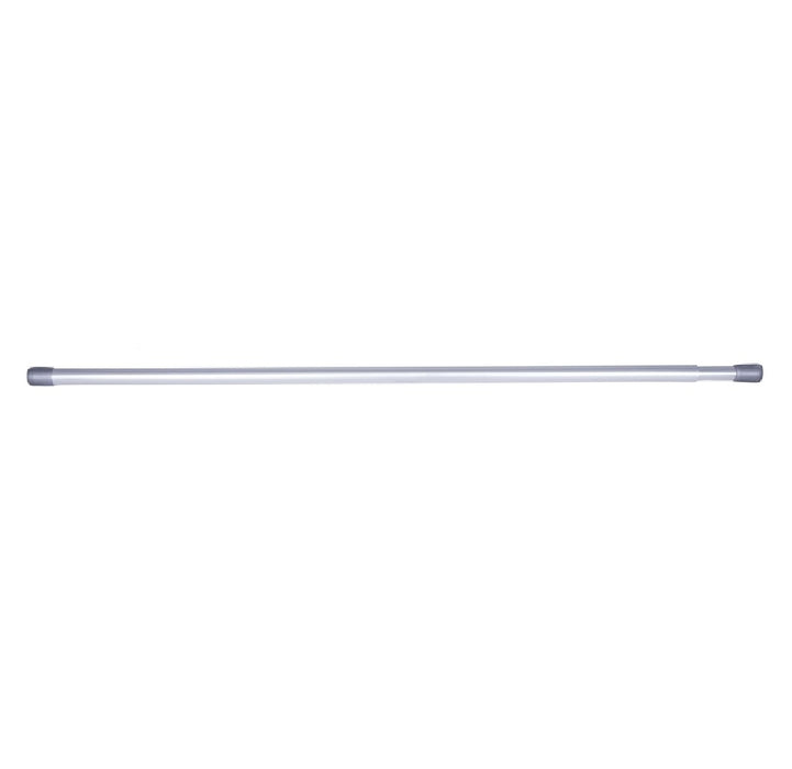Kenney KN613 Carlisle Tension Rod, Silver, 28