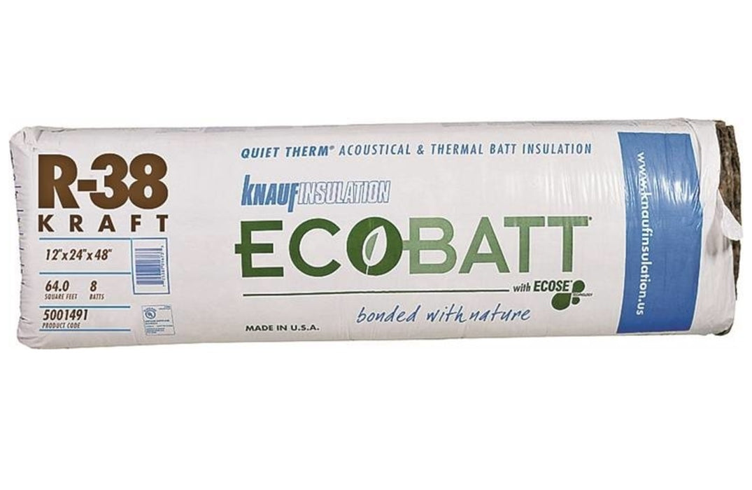 Knauf Insulation B19E EcoBatt Fiberglass Insulation
