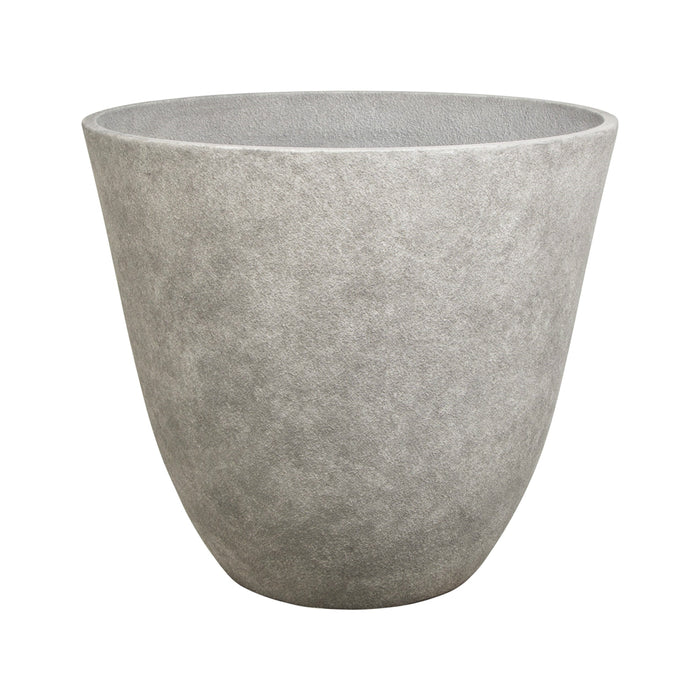 Landscapers Selec PT-S044-A Monzonite Resin Planter, 22