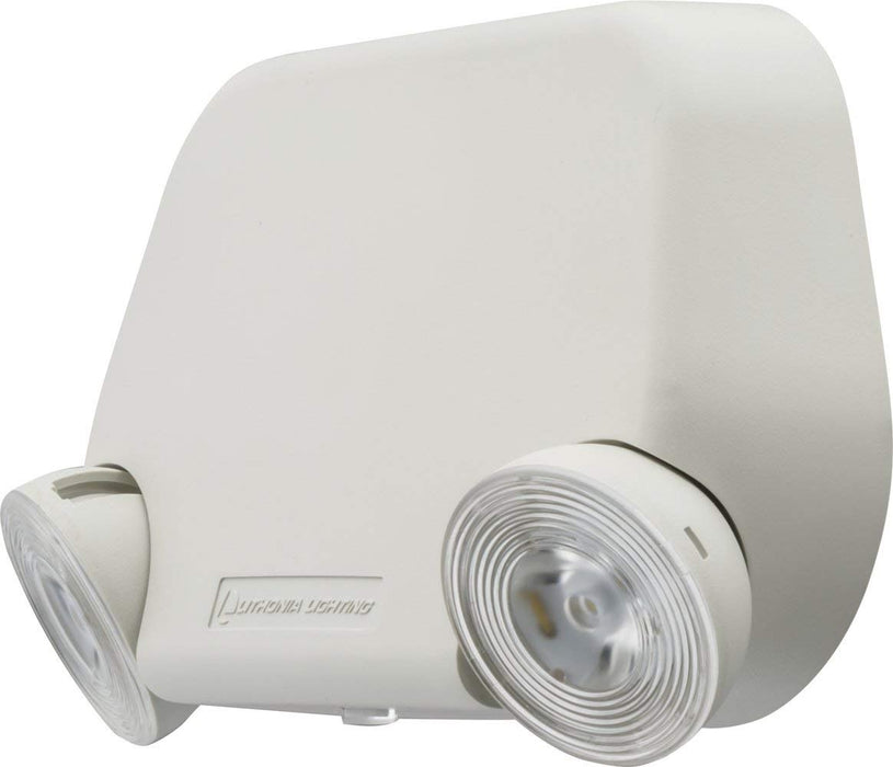 Lithonia Lighting EU2 LED M12 Dual Lamp Head LED Emergency Light