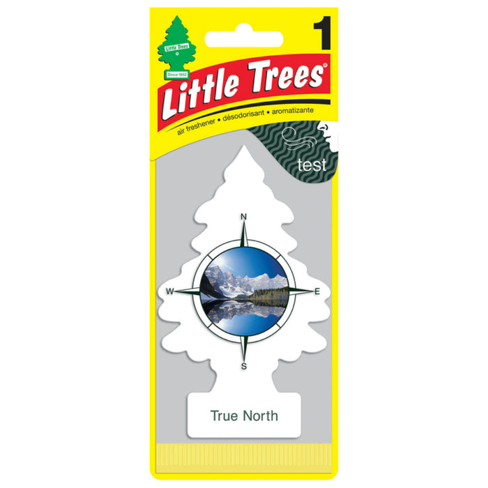 Little Trees U1P-17146 True North Scent Air Freshener