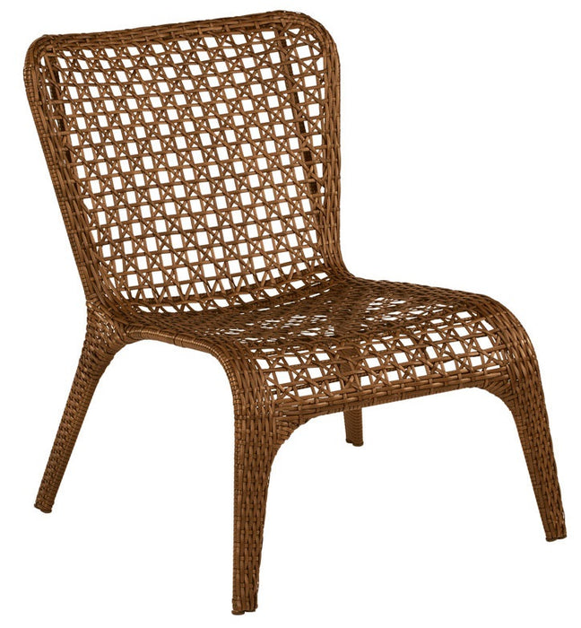Phenomenal Living Accents 65 51650C 1 Berkley Chat Chair Resin Wicker Brown Theyellowbook Wood Chair Design Ideas Theyellowbookinfo