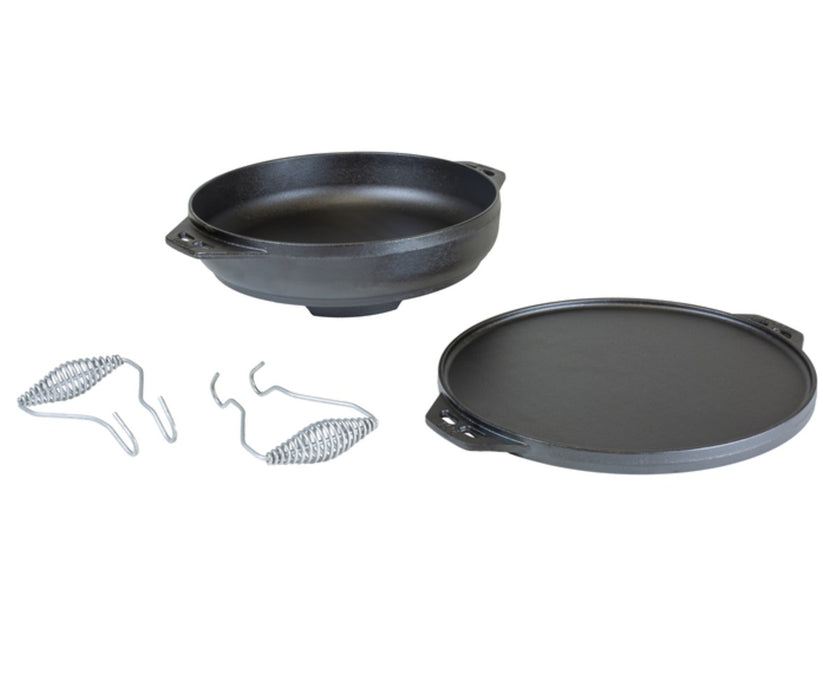 Lodge L14CIA Cook-It-All Multi-Pan, 6.8 Quart