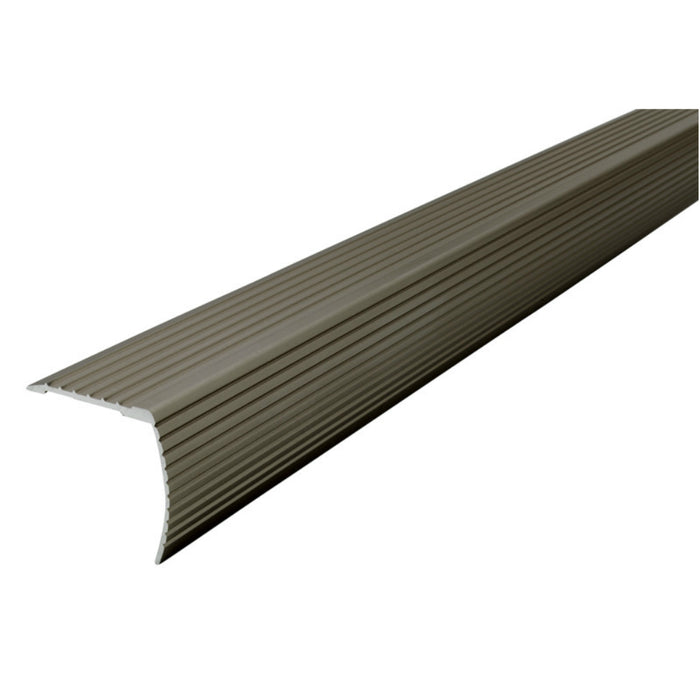 M-D Building Products 43378 Fluted Stair Edging, Spice, 72 inch
