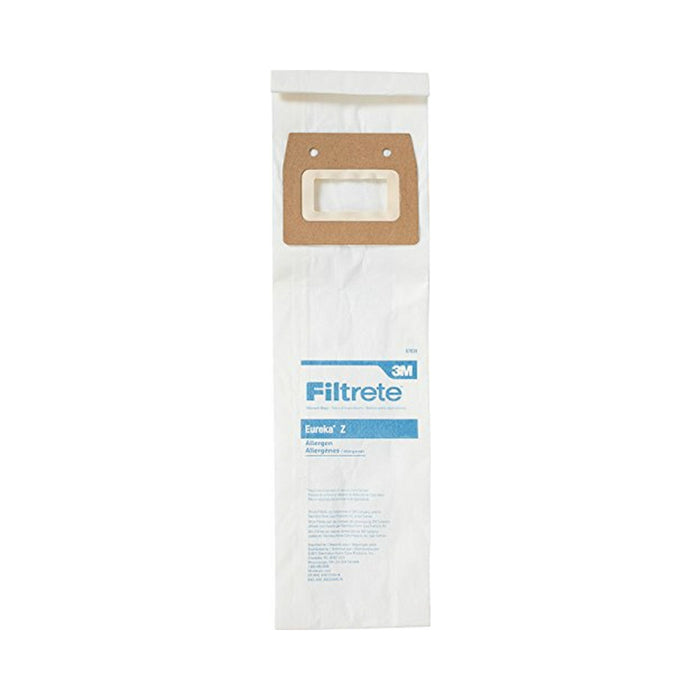 3M 67839-6 Filtrete Vacuum Bag, Style Z, Pack of 3