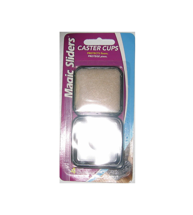 Magic Slider 30827 Protective Pads, Brown, 1-3/4