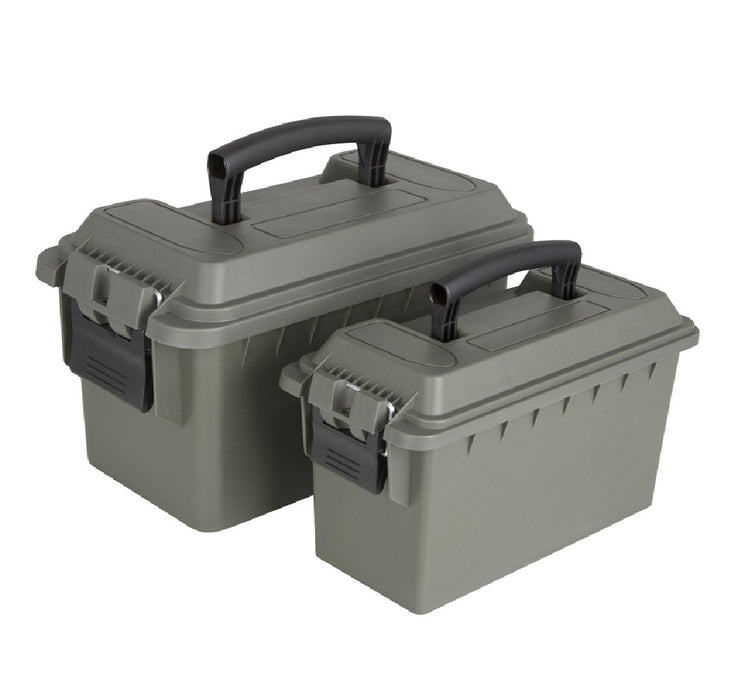 Magnum 10125 Tactical Ammo Box Set, OD Green, Plastic