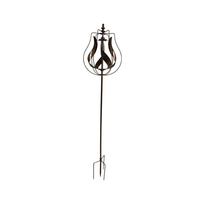Meadowcreek ZAC47M1675 Outdoor Spinner, Bronze, 64