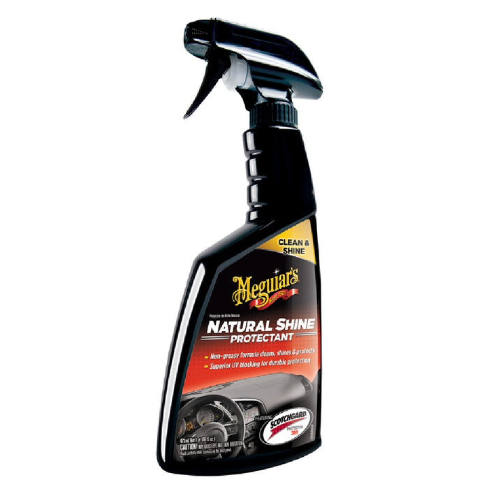 Meguiar's G4116 Natural Shine  Auto Surface Protector Liquid, 16 Oz