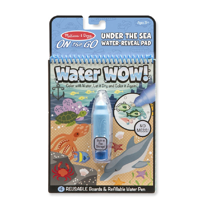 Melissa & Doug 9445 Under The Sea Water Reveal Pad