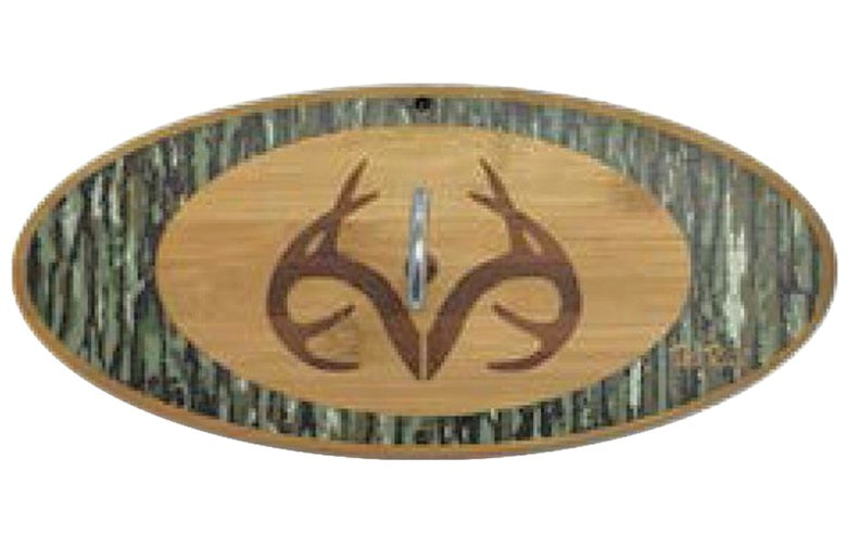 Tiki Toss 2235 Realtree Hook And Ring Game, Wood, Camo