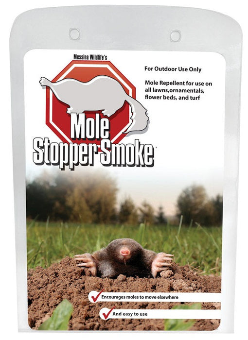 Messina Wildlife MV-S-020 Mole And Vole Stopper, 0.5 Lb