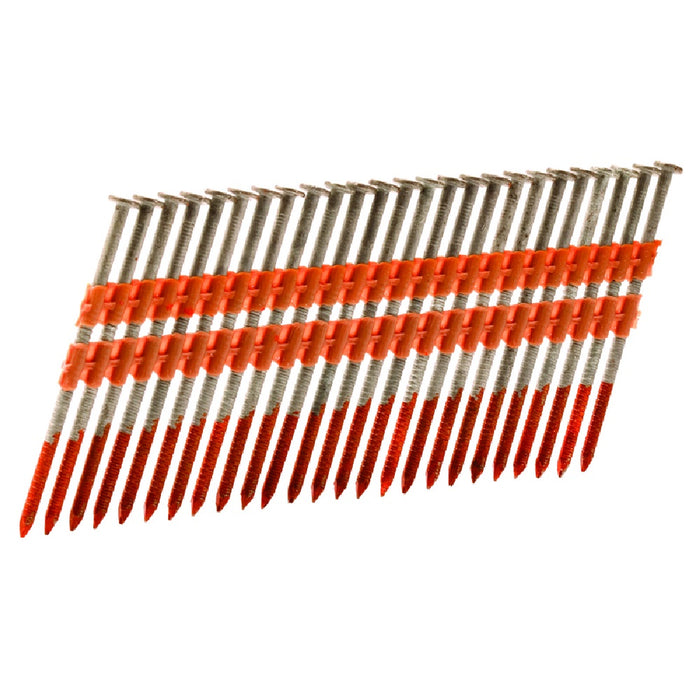 Metabo 20302SHPT HPT Plastic Strip Framing Nails, Hot Dipped Galvanized