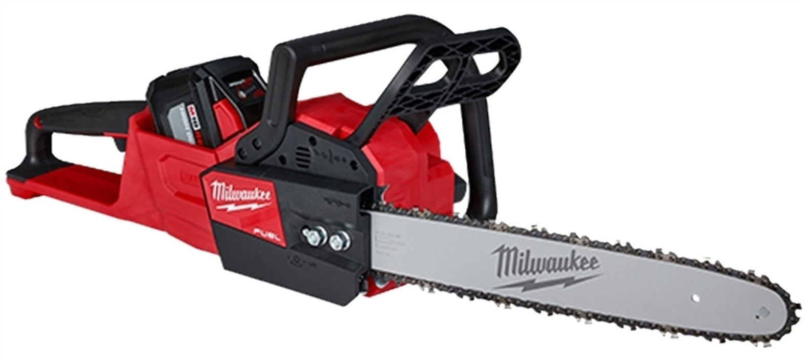 Milwaukee 2727-21HD Cordless Low Profile Chainsaw Kit, 16