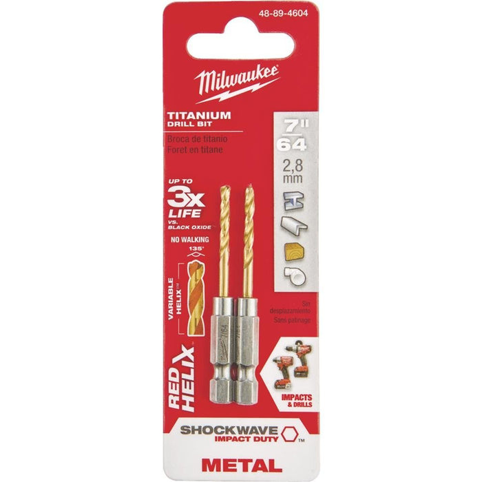 buy drill bits titanium at cheap rate in bulk. wholesale & retail hardware hand tools store. home décor ideas, maintenance, repair replacement parts