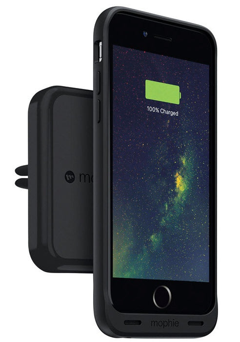 Mophie 3452 All Smartphones USB Car Charger, Black, 9
