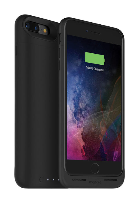 Mophie 3679 Juice Pack Air Wireless Charging Battery Pack Case, Black