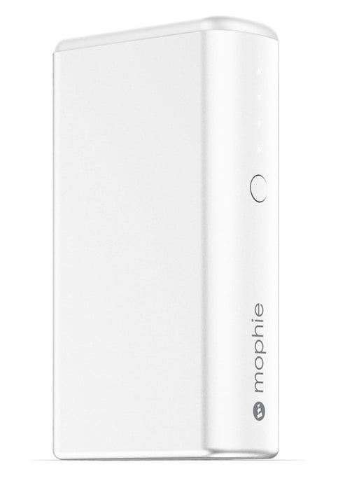 pretty nice 538a7 b69c7 Mophie 4058 Power Boost Universal Exetrnal Battery, White, 5200mAh
