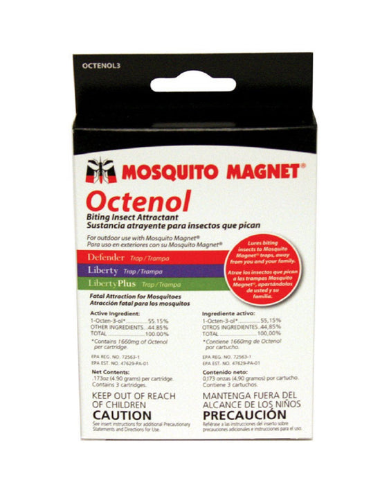 Mosquito Magnet OCTENOL3 Biting Insect Attractant