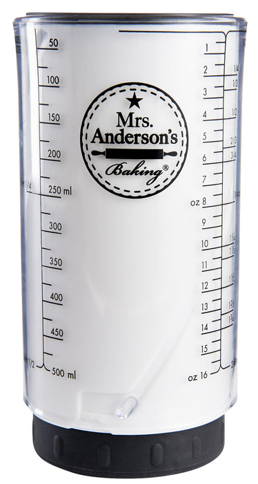 Mrs. Anderson's 42017 Adjustable Measuring Cup, 16-1/2 Oz