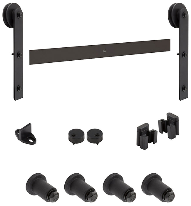 National Hardware N186-990 Interior Sliding Door Hardware Kit