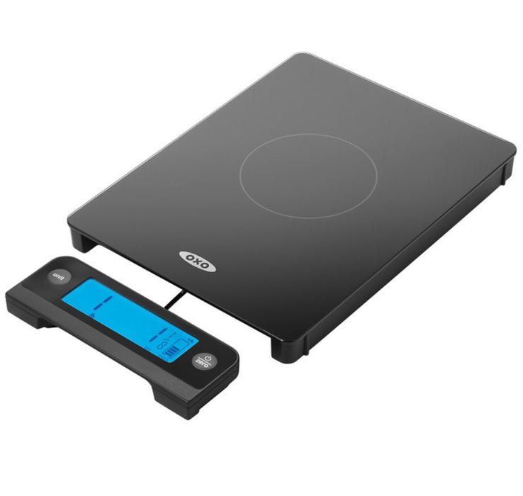 OXO Good Grips 11176800 Digital Food Scale, Black