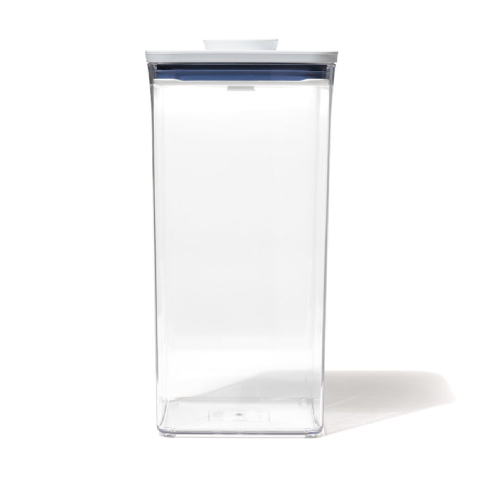 OXO 11233400 Good Grips Pop Container, Plastic, Clear