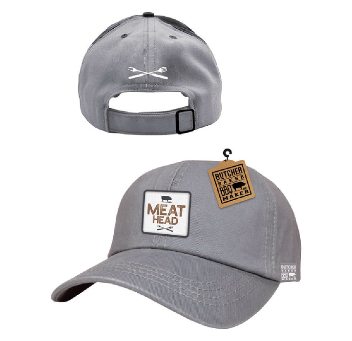 Open Road 90170852 Butcher Baker BBQ Maker Head Cap, Cotton