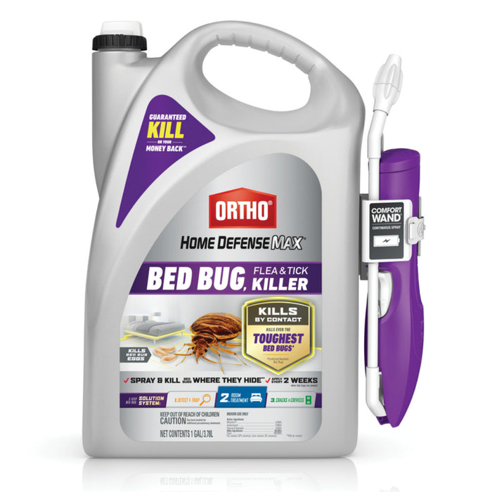 Ortho 0212710 Home Defense Max Bed Bug Killer, 1 Gallon