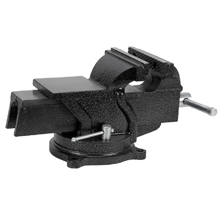 Performance Tool MV5 Swivel Base Machinist Vise, Black