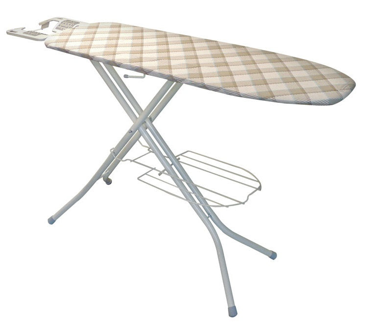 Polder IB-1558 Ironing Board with Iron Rest, 48