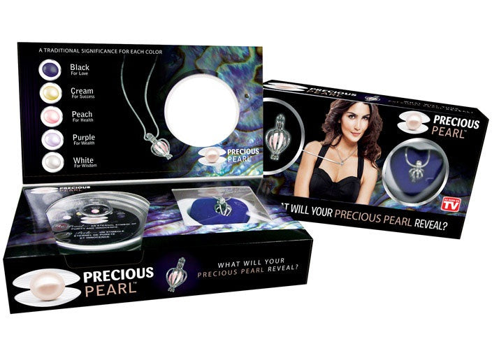 Precious Pearl Oth 01750315 As Seen On Tv Pearl Necklace