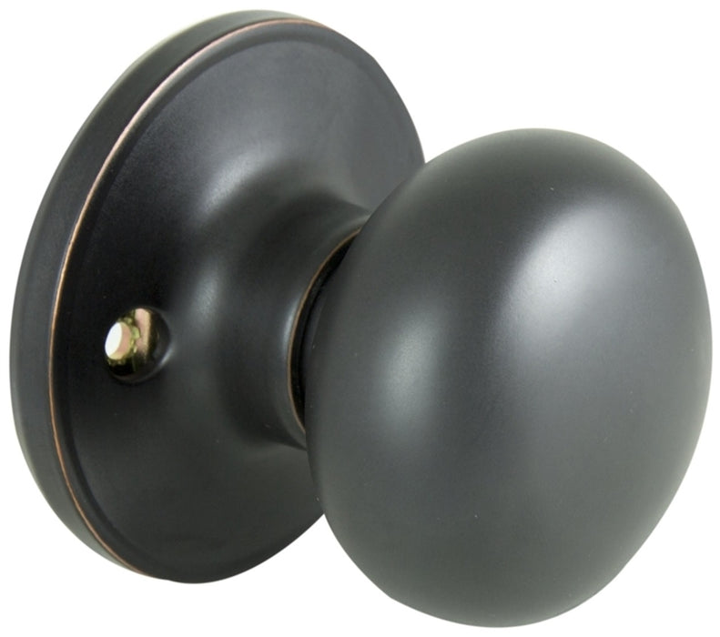 ProSource TFX740V-PS TF Baron Door Dummy Knob, Aged Bronze