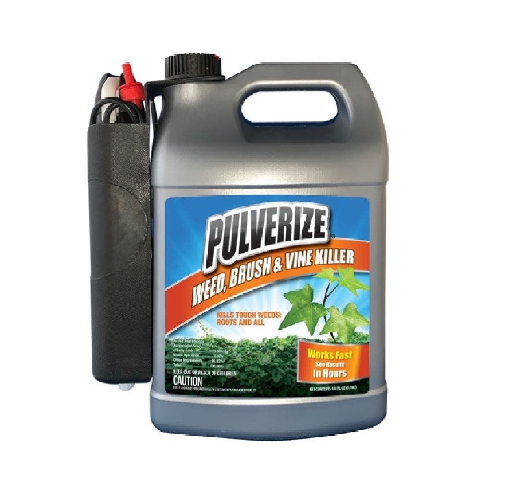 Pulverize Pwbv-b-128-s Weed Brush And Vine Killer, 1 Gallon