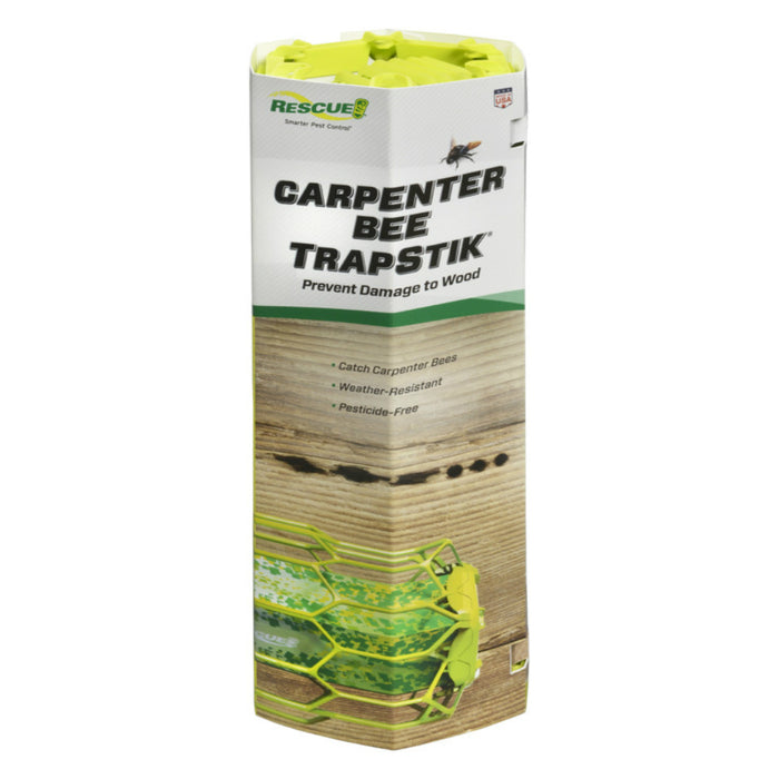 Rescue CBTS-BB6 TrapStik For Carpenter Bees