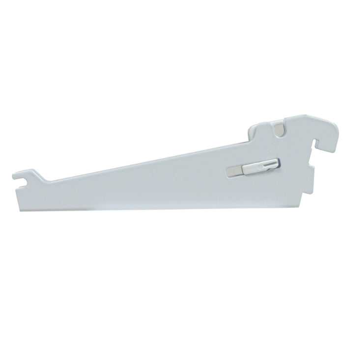 Rubbermaid FG3R18FTWHT FastTrack Shoe Bracket, White