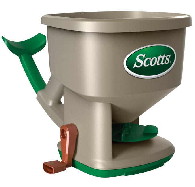 Buy scott's hand fertilizer spreader - Online store for lawn & garden tools, spreaders in USA, on sale, low price, discount deals, coupon code