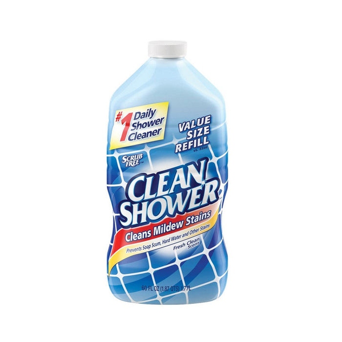 Scrub Free 00001 Shower Cleaner, 60 oz