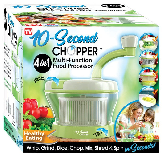 As Seen On Tv Multi Function Food Processor Shop Notions