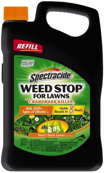 Spectracide HG-96589 Weed & Crabgrass Killer, 1.33 Gallon