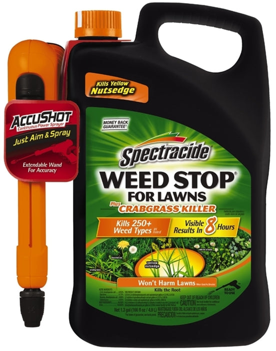 Spectracide HG-96588 Weed & Crabgrass Killer, 1.33 Gallon