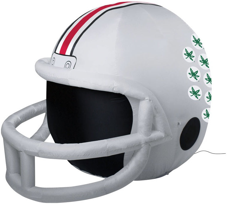 Sporticulture CINFLHOHS Ohio State Buckeyes Inflatable Lawn Helmet