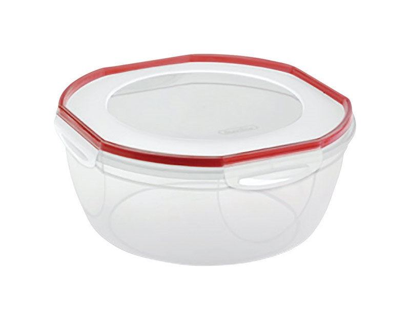 Sterilite 03958602 Ultra Seal Food Storage Container, 8.1-quart