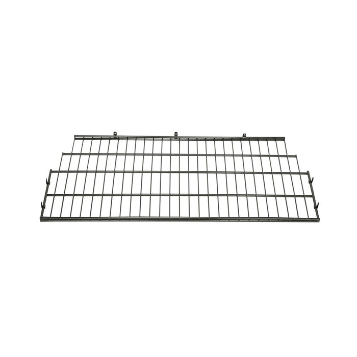Suncast BMSA7S Metal Wire Shelf, Black