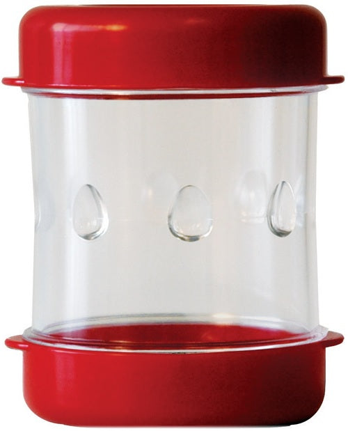 Hard Boiled Egg Peeler Red On Sale Kitchenware Supplies