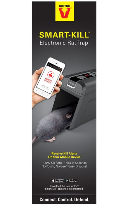 Victor M1 Smart Kill Small Electronic Mouse Trap