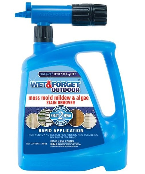 Buy wet and forget 805048 - Online store for cleaners & washers, mildew in USA, on sale, low price, discount deals, coupon code